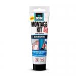 Montage Kit Διάφανη Κόλλα 150gr Bison