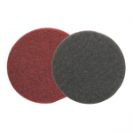 Λειαντικά Πετσετάκια S/Ultra Fine Γκρι Σκούρο Ø150mm Smirdex 925