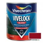 Vivelock Gloss 15 Ρουμπίνι 750ml