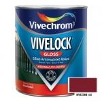 Vivelock Gloss 16 Βυσσινί 750ml