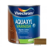 Aquaxyl Varnish Satin 706 Light Walnut Καρυδιά Ανοιχτή 750ml