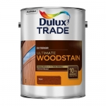 Dulux Trade Weathershield Ultimate Woodstain Υψηλής Ποιότητας Βερνίκι Τίκ 1lt
