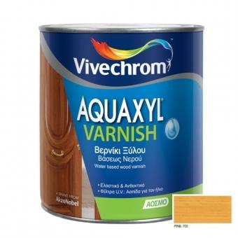 Aquaxyl Varnish Satin 702 Pine Πεύκο 750ml