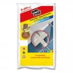Durostick Αρμόστοκος Πλακιδίων καί Πετρών Χονδρόκοκκος Νο301 Λευκό 5kg