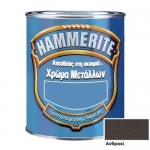 Hammerite Μεταλλιζέ Ανθρακί 750ml