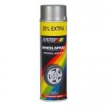 Spray Motip Ζάντας 400ml Σκούρο Ασημί