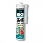 Aκρυλική Μαστίχη Bison Γκρι 300ml