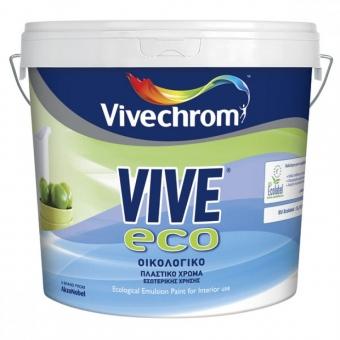 Vive Eco Λευκό 9lt