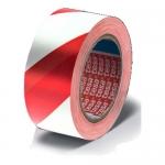 Ταινία Σήμανσης Τesa Κόκκινο Λευκό 33m X 50mm