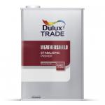 Dulux Trade Weathershield Stabilising Primer Υπόστρωμα Διαλύτου Διαφανές 5lt