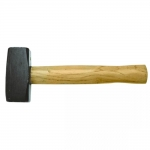 Βαριοπούλα 1000gr με ξύλινη λαβή