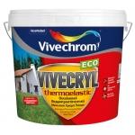 Vivecryl Thermoelastic Eco Λευκό 10lt