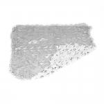Δίχτυ Παραλλαγής Διπλής Όψης Urban 160gr/m² Γκρί Λευκό 200x300cm