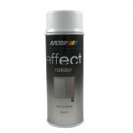 Motip Effect Καλοριφέρ Spray 400ml Λευκό Mάτ