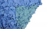 Δίχτυ Παραλλαγής Διπλής Όψης Del Mar 160gr/m² Γαλάζιο/Μπλε Ραφ 300x300cm