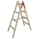 Σκάλα Ξύλινη 4+4 Σκαλοπάτια Profal