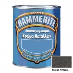 Hammerite Σφυρήλατο Μαύρο 750ml