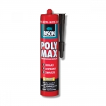 PolyMax 425gr Bison Μαύρη