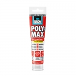 PolyMax Crystall Express Κόλλα Διάφανη 115gr Bison