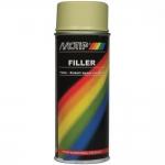 Spray Motip Filler 400ml Ανοιχτό Γκρι