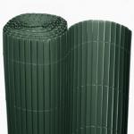 Καλαμωτή PVC 20mm Διπλής Όψης Πράσινο 200x500cm