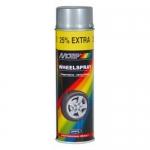 Spray Motip Ζάντας 400ml Ανοιχτό Ασημί
