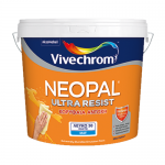 Super Neopal Ultra Resist 30 Λευκό 1lt