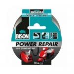 Power Repair Υφασμάτινη Ταινία Ασημί 0.22mmX10m Bison