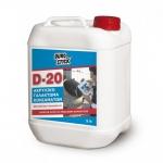D-20 Πρόσμεικτο ακρυλικό γαλάκτωμα κονιαμάτων 1lt