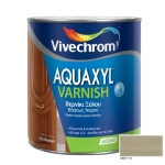 Aquaxyl Varnish Satin 712 Grey Γκρι 750ml