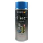 Motip Effect Metallic Bue Spray Μεταλλικό Μπλε 400ml