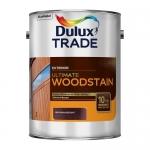 Dulux Trade Weathershield Ultimate Woodstain Υψηλής Ποιότητας Βερνίκι Πλούσιο Μαόνι 1lt