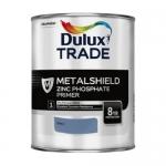 Dulux Trade Metalshield Zinc Phosphate Primer Υπόστρωμα Βερνικοχρωμάτων 1lt