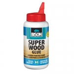 Super Wood Glue Bison 250gr