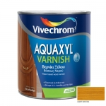 Aquaxyl Varnish Satin 704 Light Oak Ανοιχτή Δρυς 750ml