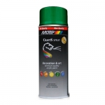 Motip Crafts Spray Πράσινο Σκούρο 400ml RAL6005