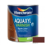 Aquaxyl Varnish Satin 710 Chestnut Καστανιά 750ml