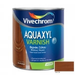 Aquaxyl Varnish Satin 708 Teak Τικ 750ml