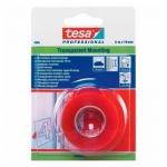 Ταινία Στερέωσης Διπλής Όψης Διάφανη Tesa 19mm X 5m