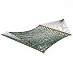 Αιώρα Από Χονδρό Δίχτυ Πράσινο 120X200cm