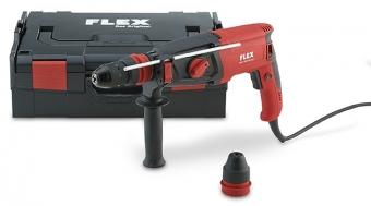 Πιστολετο Περιστροφικο FLEX CHE 2-28 R SDS PLUS 800W 2.7 JOULE (461490)