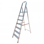 Σκάλα Αλουμινίου Ecoalumin 5+1 Σκαλοπάτια