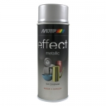 Motip Effect Metallic Silver Alu Spray Ασημί Αλουμινίου 400ml