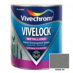 Vivelock Metallized 701 Ασημί 750ml