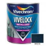 Vivelock Metallized 702 Μπλε 750ml