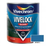 Vivelock Gloss 1Σ Αιγαίο 750ml