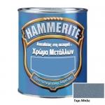 Hammerite Μεταλλιζέ Μπλε Γκρι 750ml