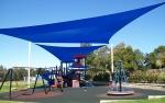 Ηλιόπανο Αναπνέον HDPE 280gr/m² Μπλε 400cm