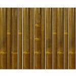 Ιστός Bamboo Ξηραντηρίου Καφέ Χρώμα Ø13-14x300cm