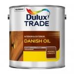 Dulux Trade Danish Oil Φυσικό Λάδι Εμποτισμού και Συντήρησης 2.5lt